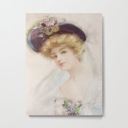 The Borax Ladies Metal Print