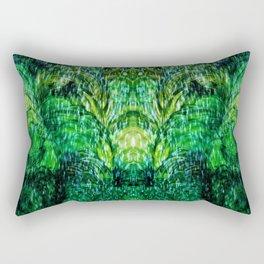 Ink 87 Rectangular Pillow