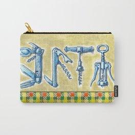 corkscrews 2 zipper pouch Carry-All Pouch