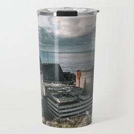 Nuclear Power Plant Travel Mug