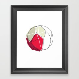 Cartacce Framed Art Print