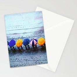 Myrtle Beach Umbrellas Stationery Cards