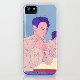 Late Night iPhone Case