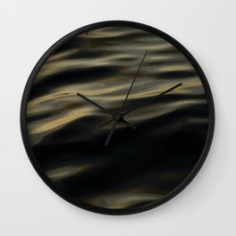 Painted by the Sea II Wall Clock