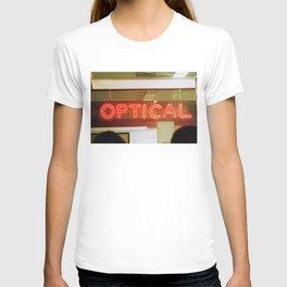 OPTICAL T-shirt