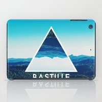 bastille iPad Cases featuring BASTILLE by Hands in the Sky