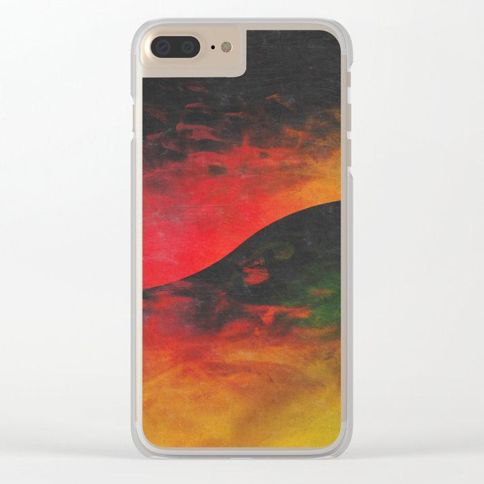 STW #3 Clear iPhone Case