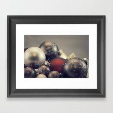 Christmas Morning Framed Art Print