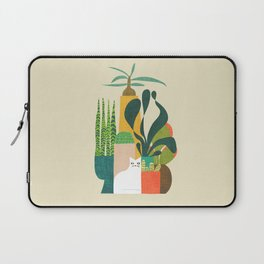 Still life with cat Laptop Sleeve