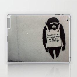 Banksy  Laptop & iPad Skin