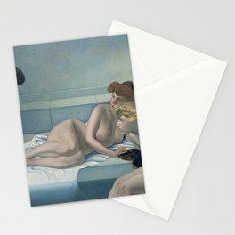 Felix Vallotton - Le Bain turc Stationery Cards