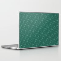 marine Laptop & iPad Skins featuring Marine by Jessie Serafim