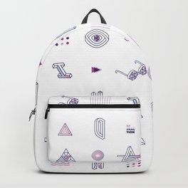 Optical Lovers Backpack