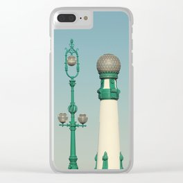 Kursaal Bridge No.2 Clear iPhone Case