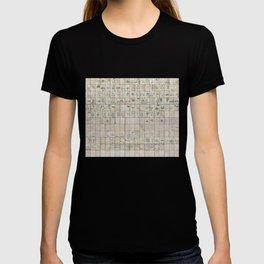 The Complete Voynich Manuscript - Natural T-shirt