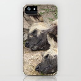 """Forty Winks"" by ICA PAVON iPhone Case"