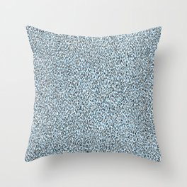 Infinity Bends Throw Pillow