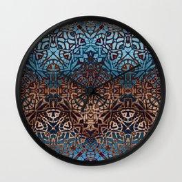 Ethnic Tribal Pattern G329 Wall Clock