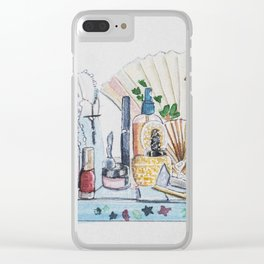 The Virgin Suicides Clear iPhone Case