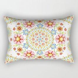 Flower Crown Bijoux Rectangular Pillow