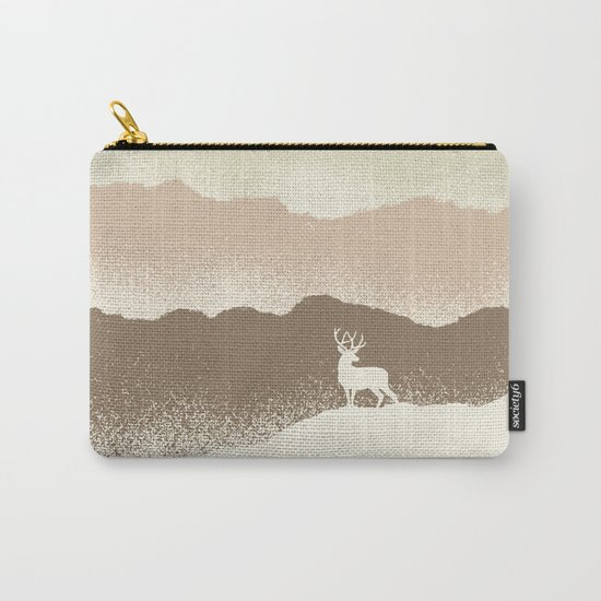 Quietude (II) Carry-All Pouch