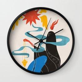 Liturgy (Study 20201111) Wall Clock