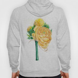 Boutonniere Hoody