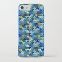 crystal iPhone & iPod Cases featuring Crystal by Marcelo Romero