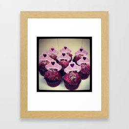 Pretty Princess Framed Art Print