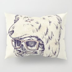WOLF HAT Pillow Sham