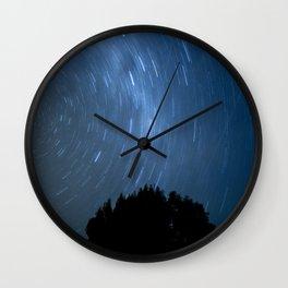 Kaikoura Stars Wall Clock