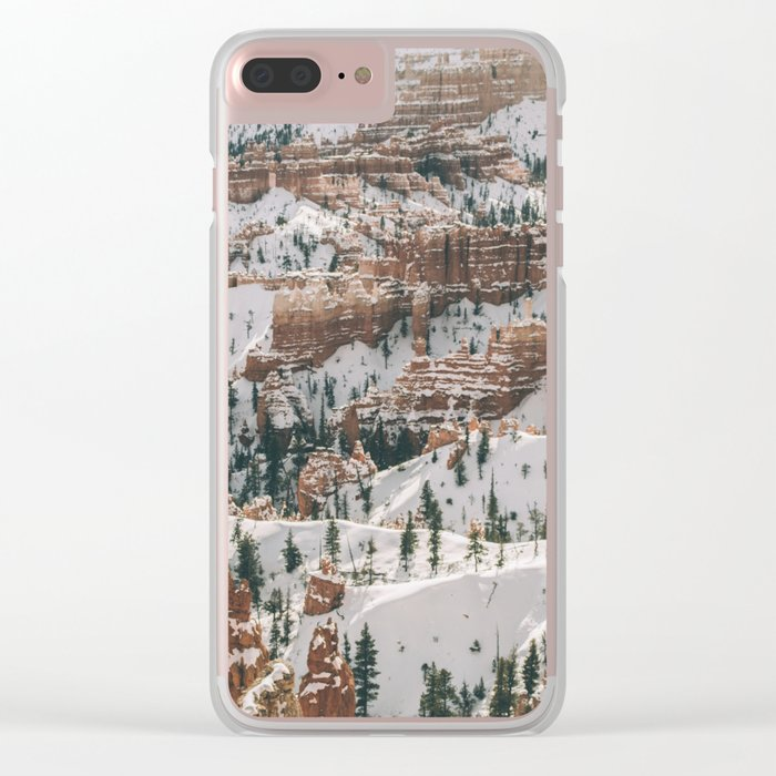 Bryce Canyon National Park Clear iPhone Case