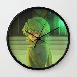 Zelda: Saria Wall Clock