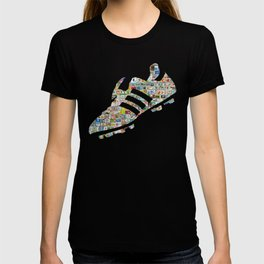 Philately Copa Mundial Soccer Cleats T-shirt