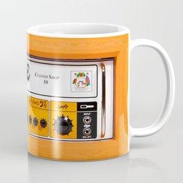Bright Orange color amplifier amp Coffee Mug