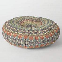 Mandala 427 Floor Pillow