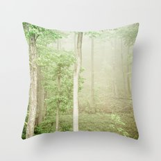The Beauty of Ordinary Things Throw Pillow