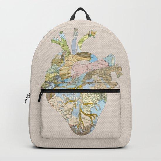 A Traveler's Heart (N.T) Backpack