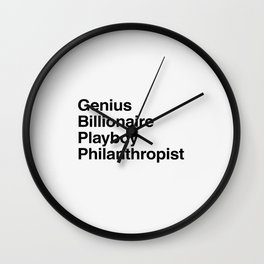 What Are You Wall Clock
