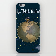 Le Petit Robot iPhone & iPod Skin