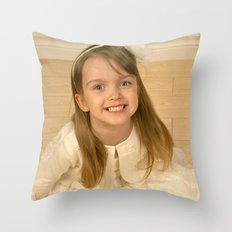 Pillow for Nana Throw Pillow