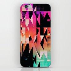 symmyr glyss iPhone Skin