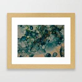 MERMAID TALES // 2 Framed Art Print