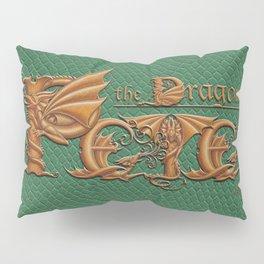 Pete, the Dragon Pillow Sham