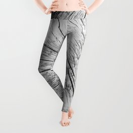 Twisted Driftwood Textures 90 Leggings