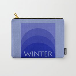Winter Sun Carry-All Pouch