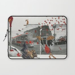 A Winter Afternoon Laptop Sleeve