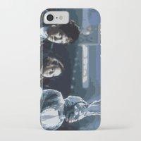 donnie darko iPhone & iPod Cases featuring Donnie Darko by Kevin Patrick Reilly II
