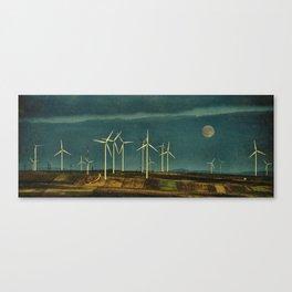 Eco Morning Canvas Print