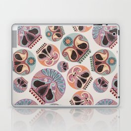SUGAR SKULL CANDY Laptop & iPad Skin